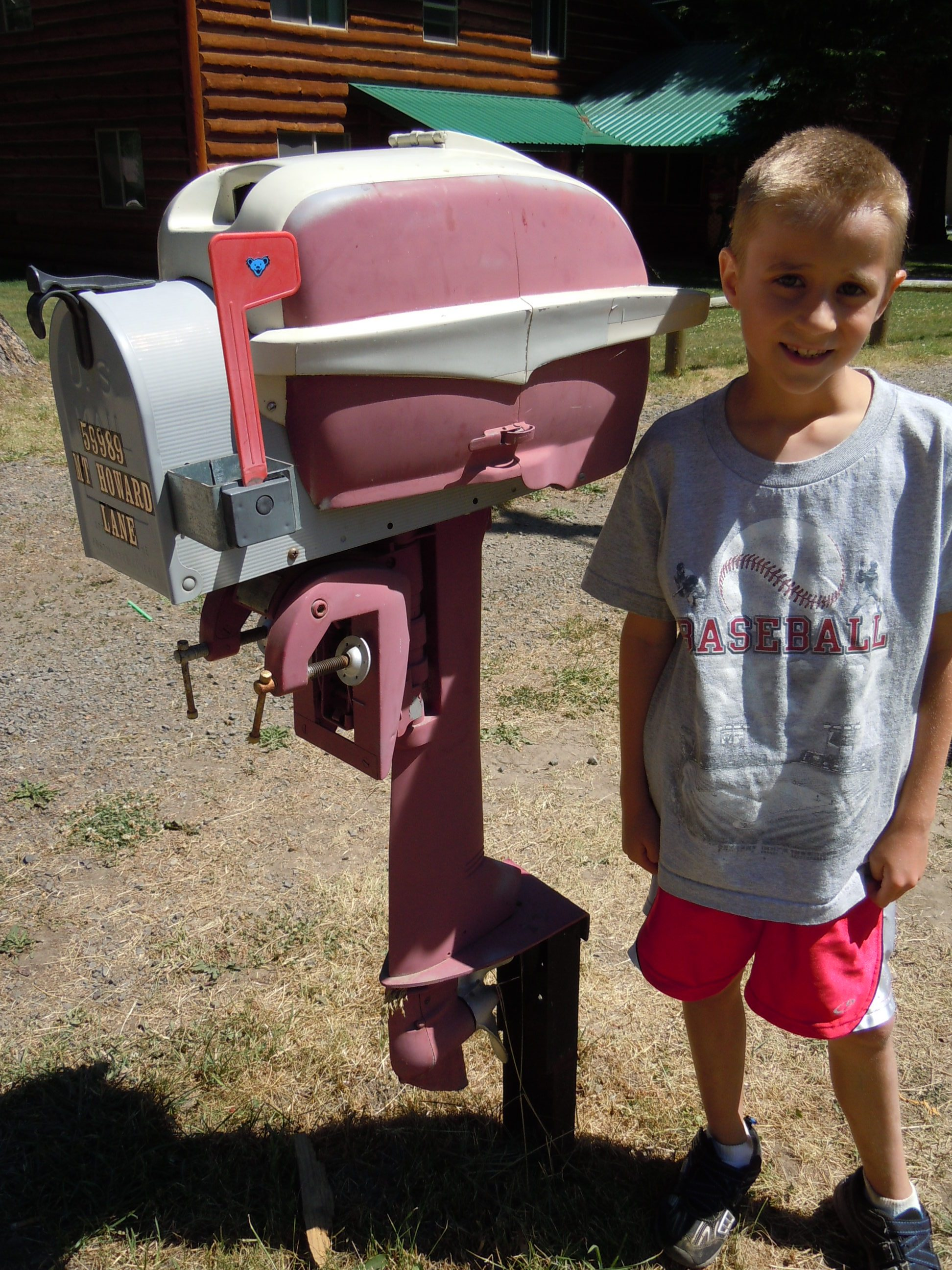 Motor Mailbox