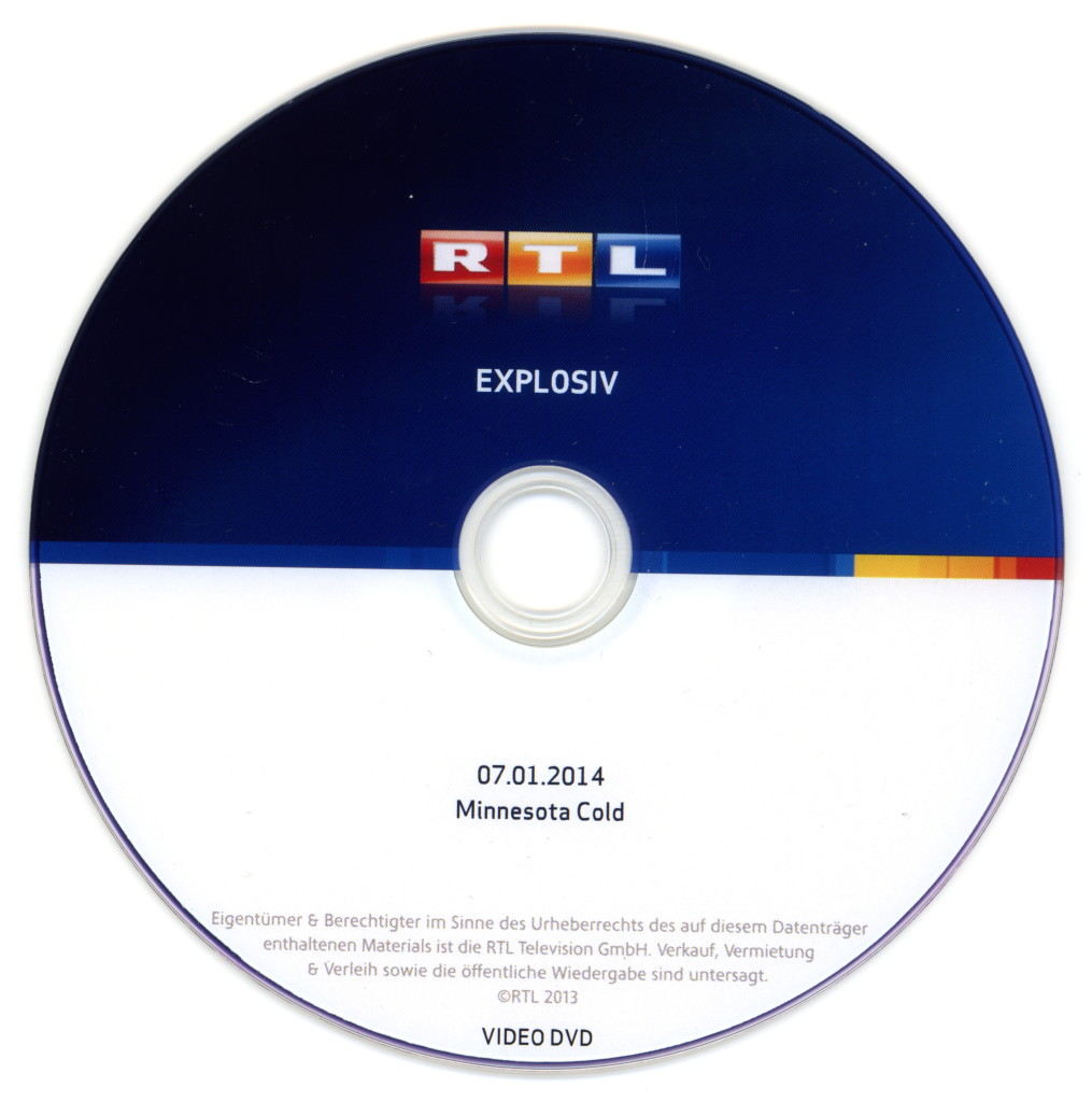 RTL German News DVD
