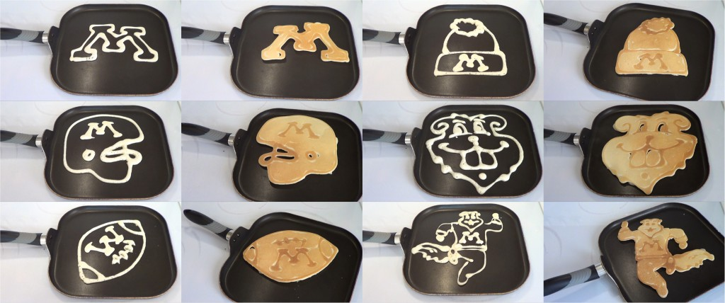 Gopher Pancakes