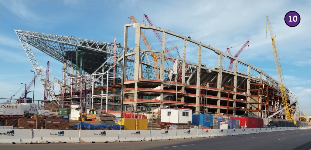10 - Vikes Stadium (with number)