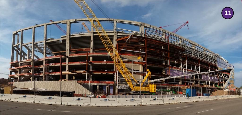11 - Vikes Stadium (with number)