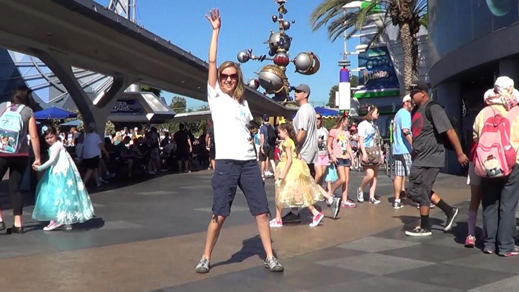 Disneyland Dance 05