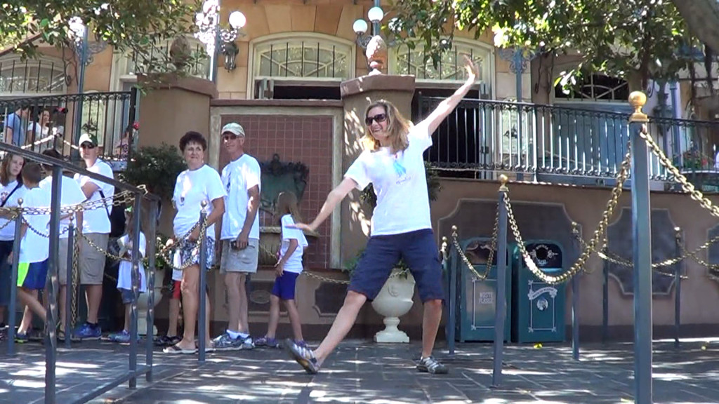 Disneyland Dance 15