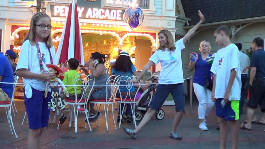 Disneyland Dance 18