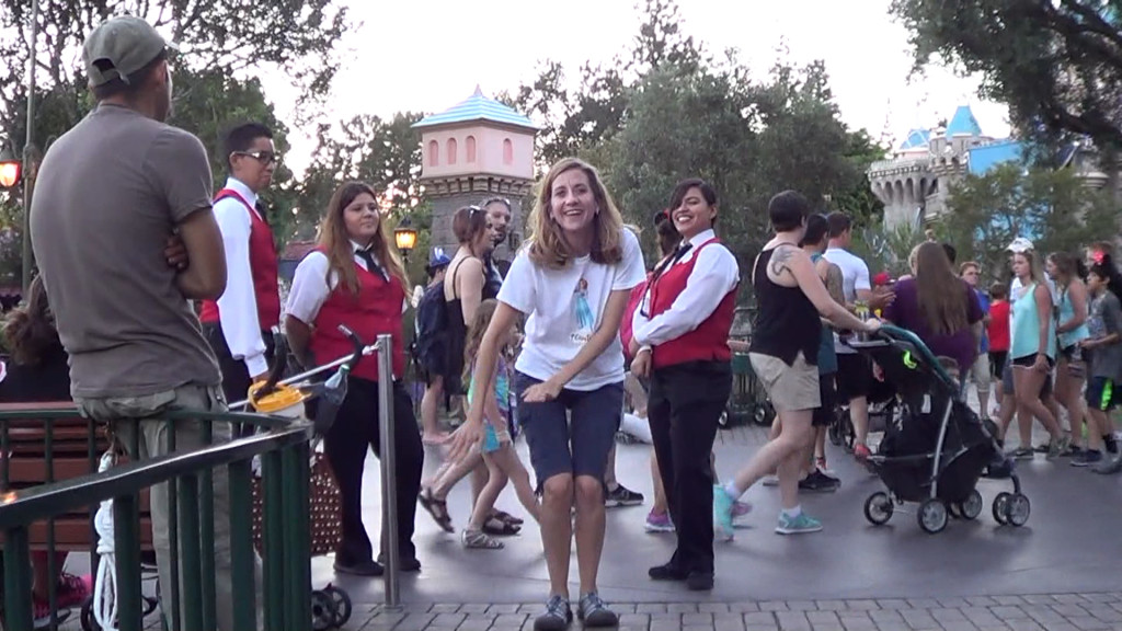 Disneyland Dance 25