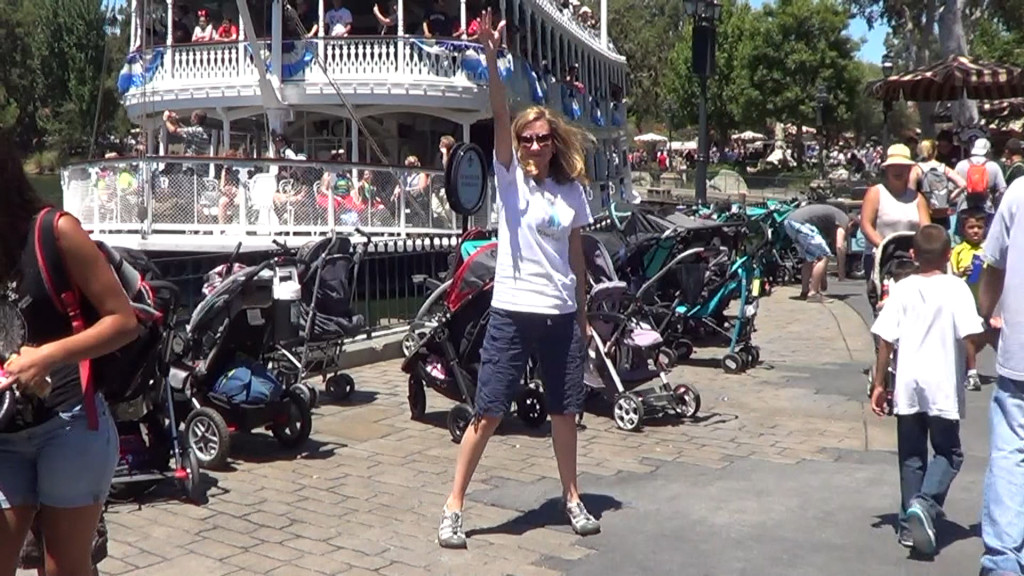 Disneyland Dance 26