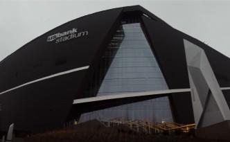 New Vikings Stadium Picture