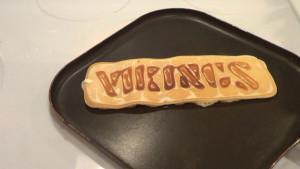 Vikings Logo Pancake 2